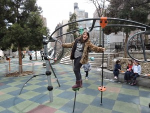 Playground da Union Square