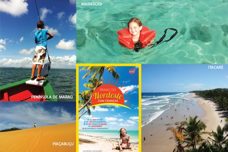 Praias do Nordeste com Crianças – o guia