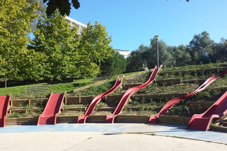 Lisboa com crianças: Parque da Quinta das Conchas