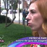 Patricia Papp, blogueira e autora de guias de viagem