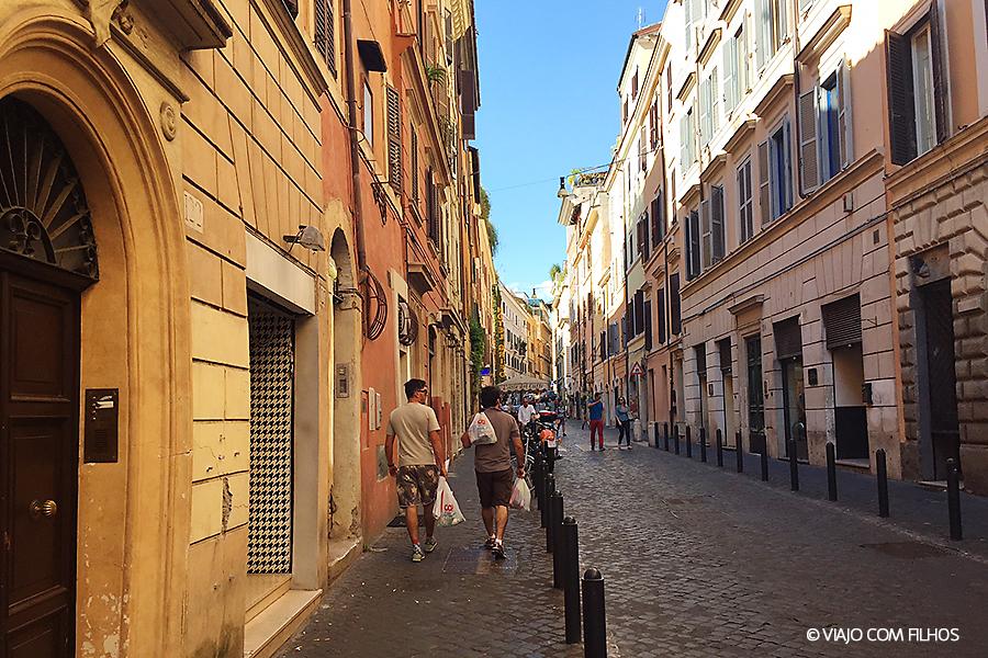 Via del Boschetto, Monti, Roma