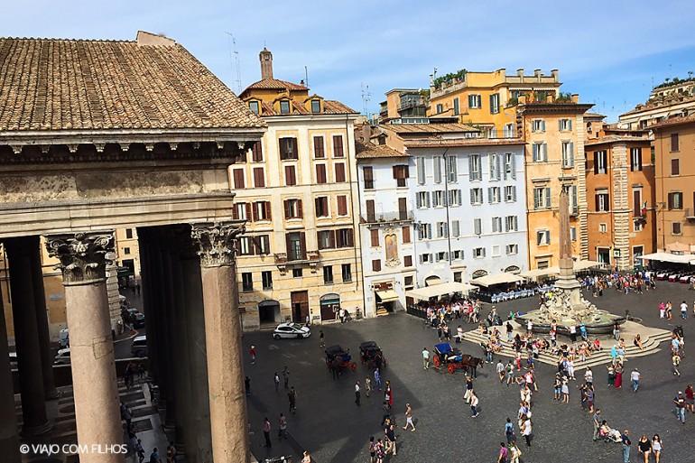 Roma em 4 ou 5 dias