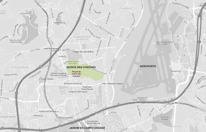 Parque da Quinta das Conchas