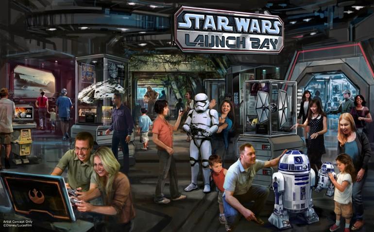 Star Wars tem novidades no Disney's Hollywod Studios