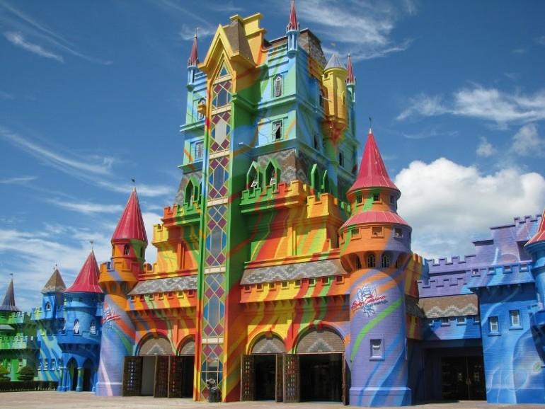 Beto Carrero: o melhor parque de diversões da América do Sul – post índice