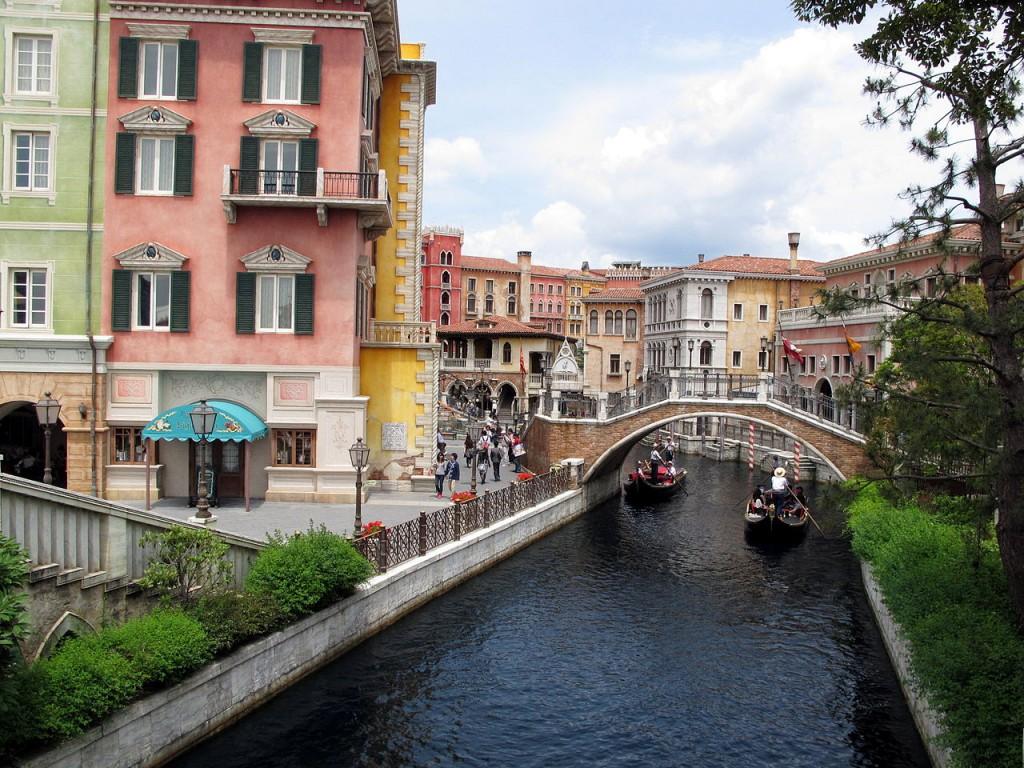 Mediterranean Harbour - Veneza