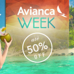 avianca week 840