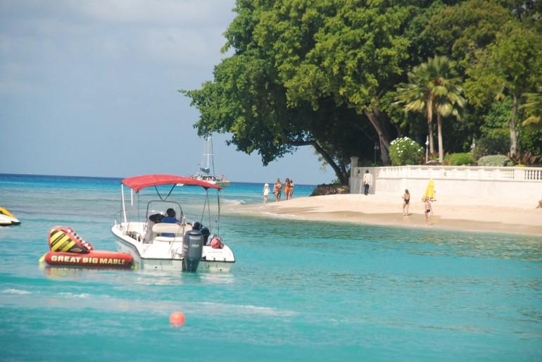 As melhores praias de Barbados com crianças