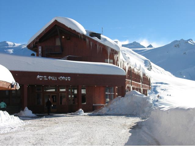 Valle Nevado com 35% de desconto em reservas antecipadas