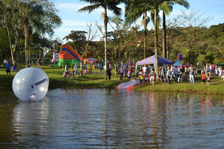 Joinville (Santa Catarina) com crianças – Passeios