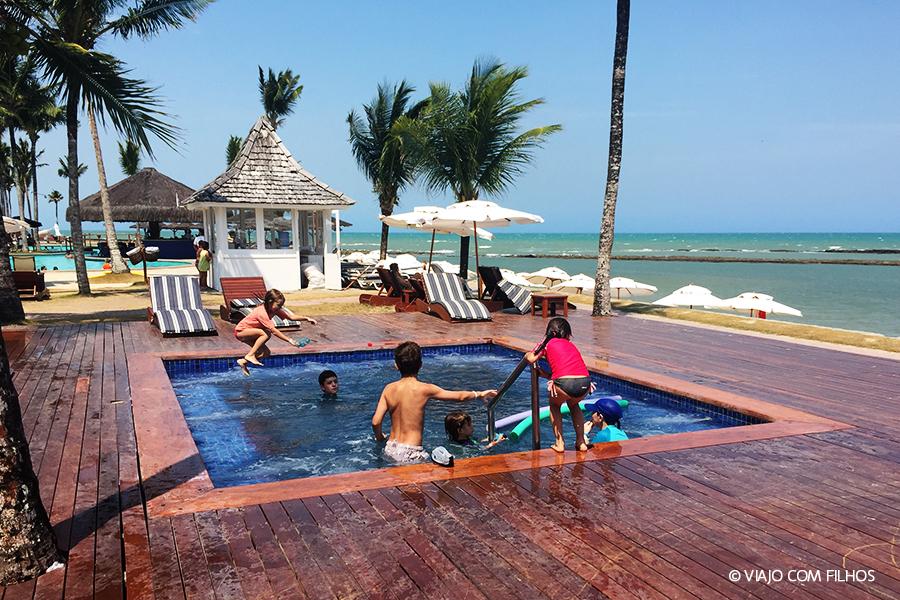 Arraial d'Ajuda Eco Resort – Piscina pequena