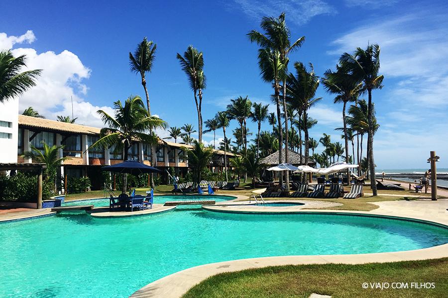 Arraial d'Ajuda Eco Resort – Piscina