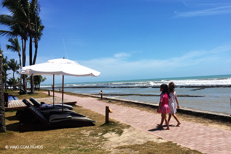 Arraial d'Ajuda Eco Resort – Praia