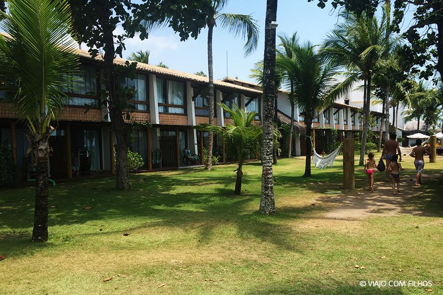 Arraial d'Ajuda Eco Resort – quartos