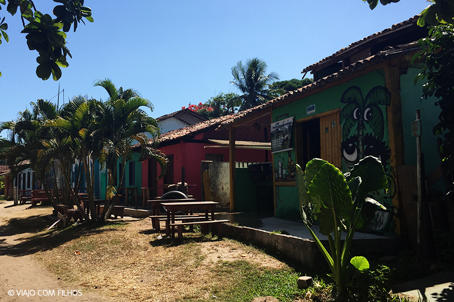 Centrinho de Caraíva
