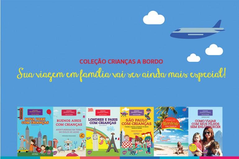 Guias de viagem com crianças – onde comprar