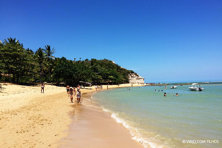 Praia do Espelho - Bahia