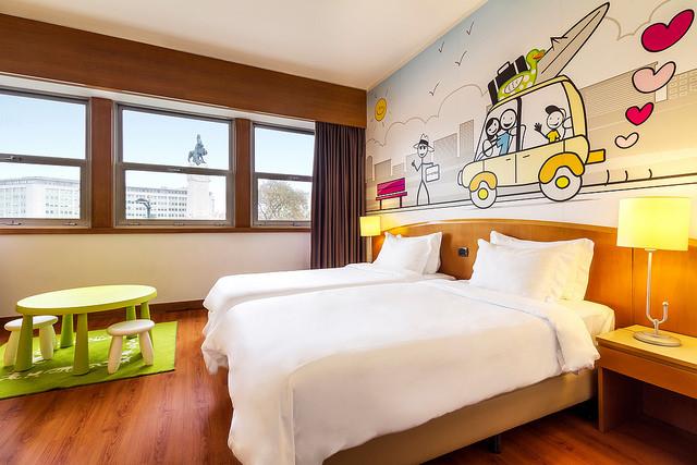10 hotéis para famílias em Lisboa
