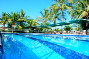 Uma das piscinas do Brotas Eco Resort (Brotas-SP)2