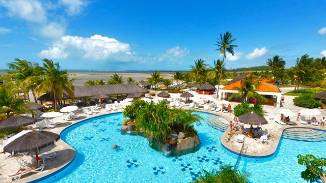 15 Resorts all inclusive no Brasil