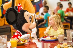 Character Dining Disney - Minie