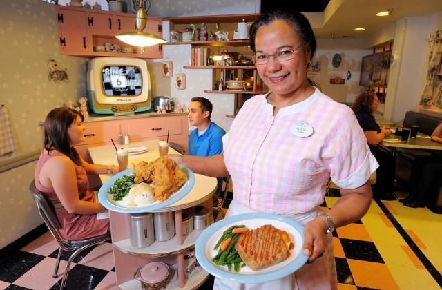 Refeições na Disney: a diferença entre Table Service e Quick Service