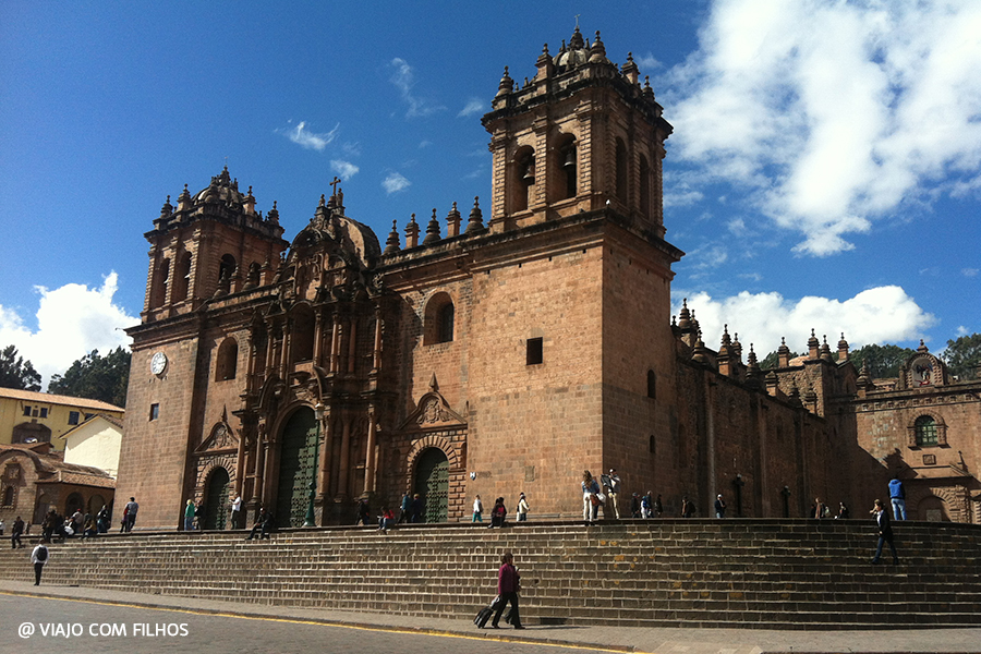Catedral Cusco - Peru