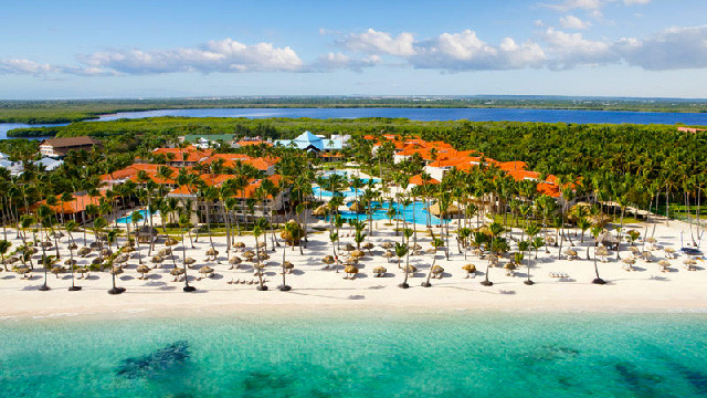 Hotel em Punta Cana (Caribe)