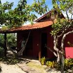 Hotel em Caraíva - Chalé da Pousada Terra