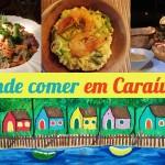 Restaurantes em Caraiva - Costa do Descobrimento