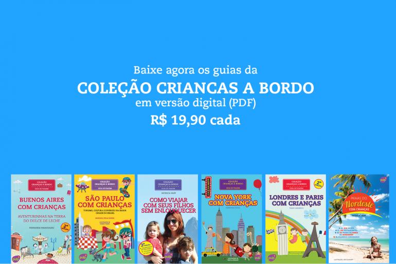 Guias de viagem com crianças  em versão digital – compre aqui