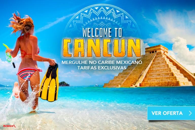 Welcome to Cancun – Promoção inclui opções de hospedagem em Cancun com crianças