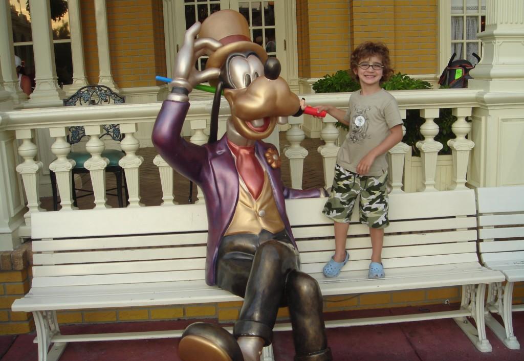 Primeira Viagem para Disney