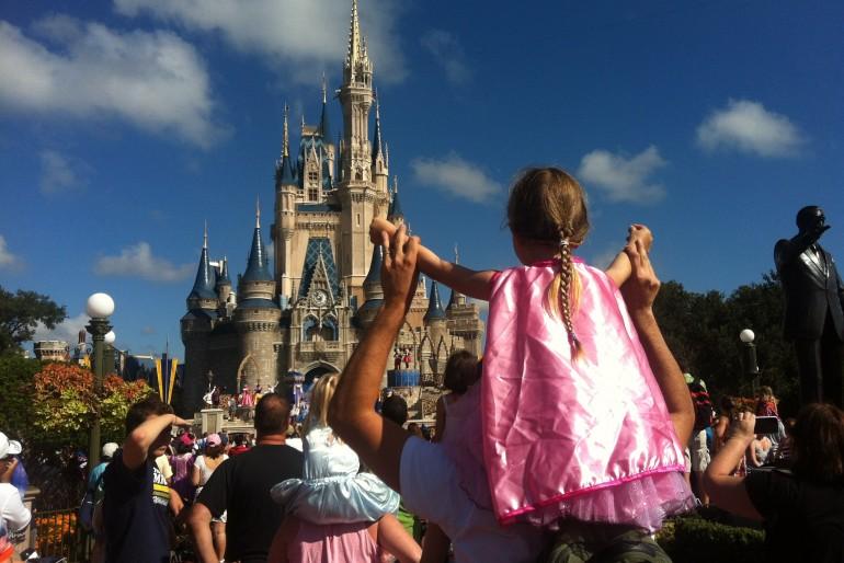 Primeira viagem para Disney – parte 1
