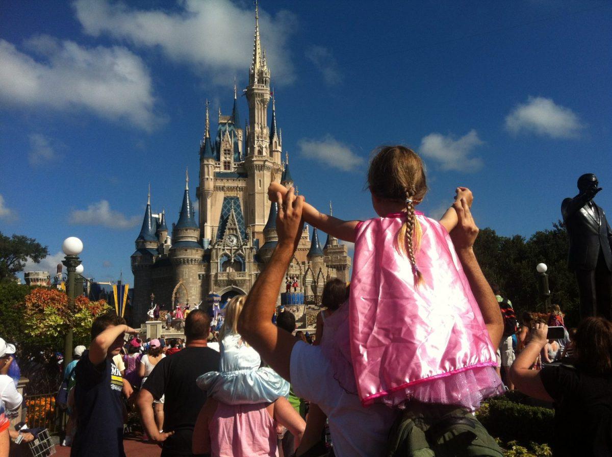 Quanto custa viajar para Disney com crianças