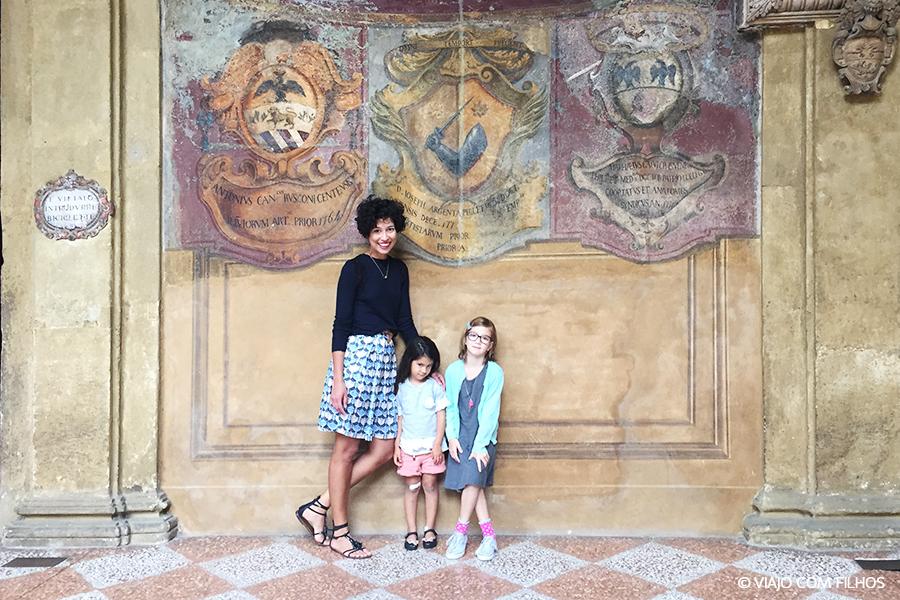 A Luiza, minha mais nova amiga desvirtualizada Manu do blog Lalá Pelo Mundo e a Lala, fofésima!!!!