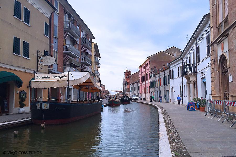 Comacchio (Emilia Romagna)