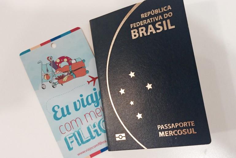 Como fazer um passaporte de emergência