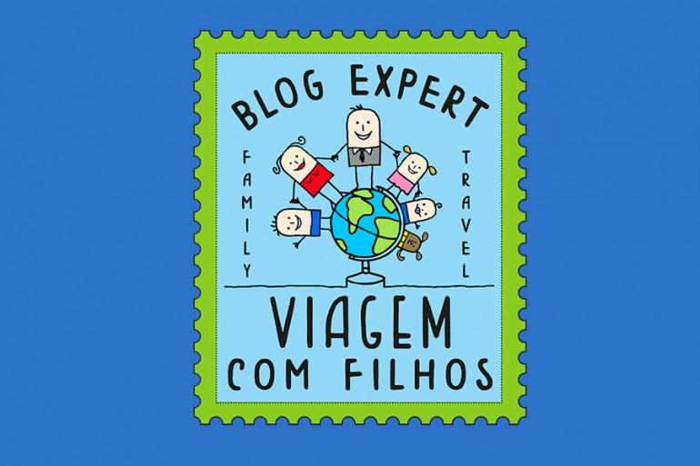Selo identifica blogs especializados em viagem com filhos