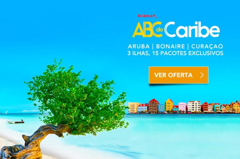 Promoção de pacotes Caribe da Zarpo