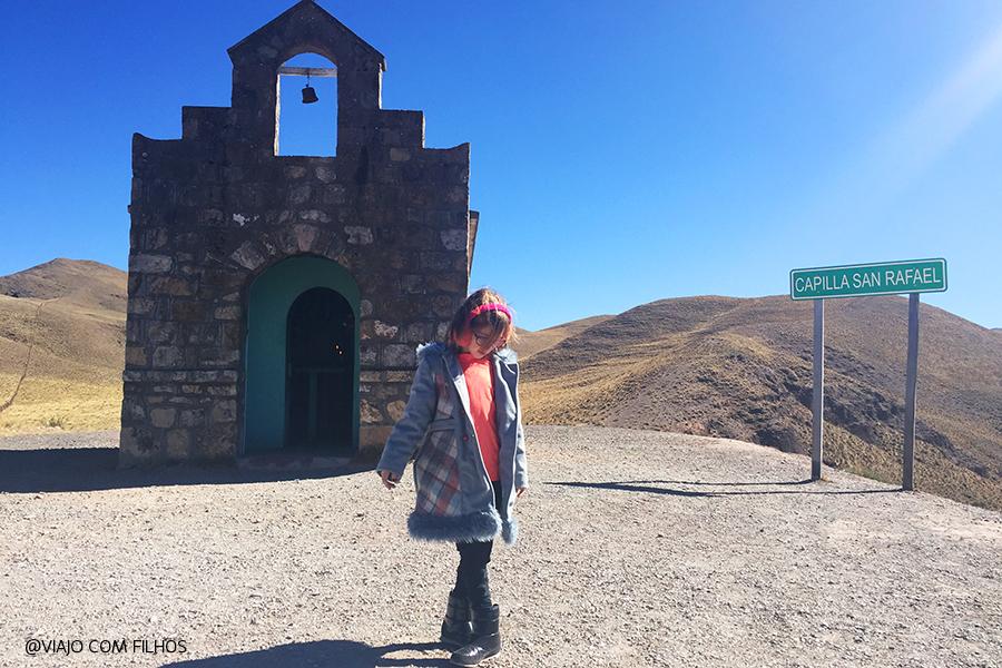 Capilla - Cuesta Obispo