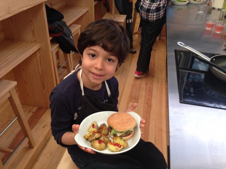 Lisboa com crianças: aulas de culinária no Mercado da Ribeira