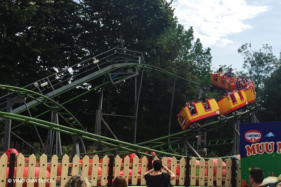 Parque de diversões Italia