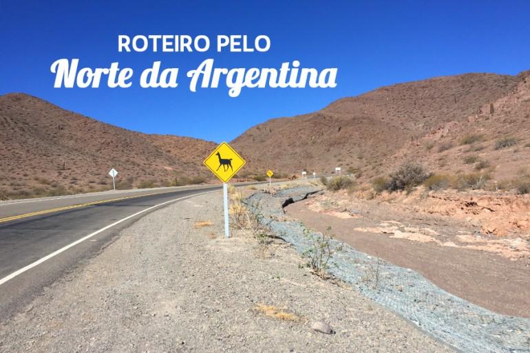 Roteiro pelo Norte da Argentina de carro
