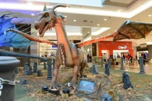 Na Era dos Dragões - Shopping Anália Franco  (1)