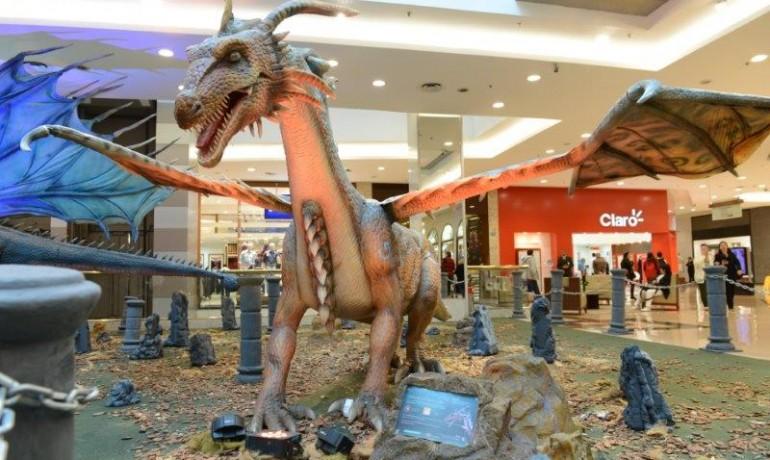 São Paulo com crianças: atrações em shoppings
