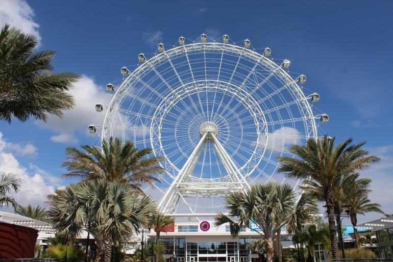 I-Drive 360: atração em Orlando com roda gigante, museu de cera e aquário