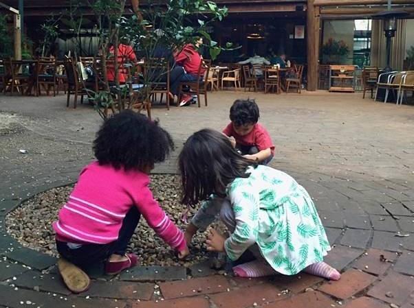 Restaurantes em São Paulo para ir com Crianças