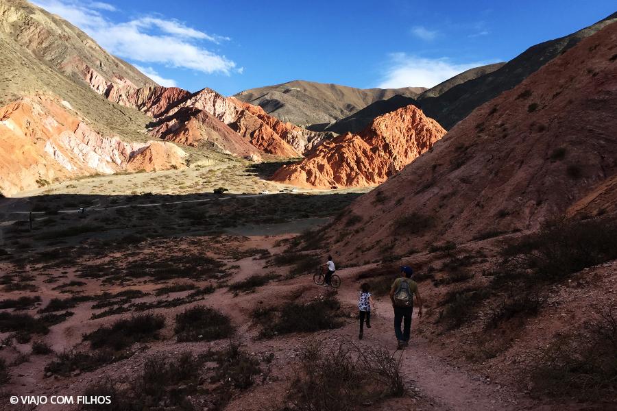 Cerro de los 7 Colores