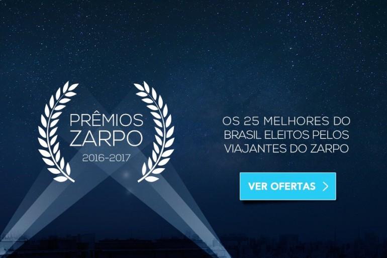 Os 25 melhore hotéis do Brasil com Preços Promocionais